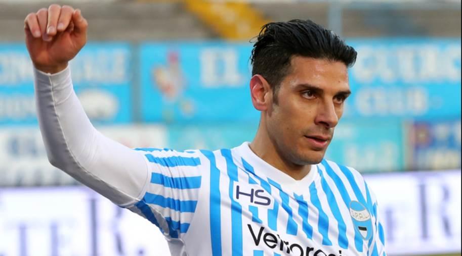 """images Calcio, per """"highlander"""" Floccari un'altra stagione in A"""