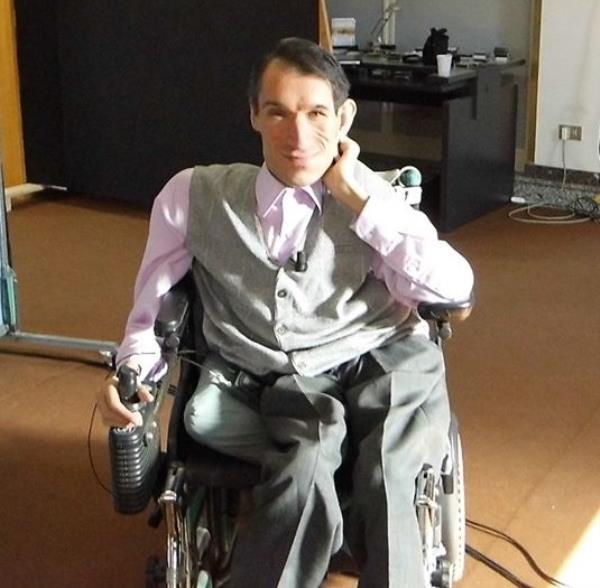 """images Elezioni. Giovanni Sestito (Uildm Catanzaro): """"Si parla poco e male delle persone disabili"""""""