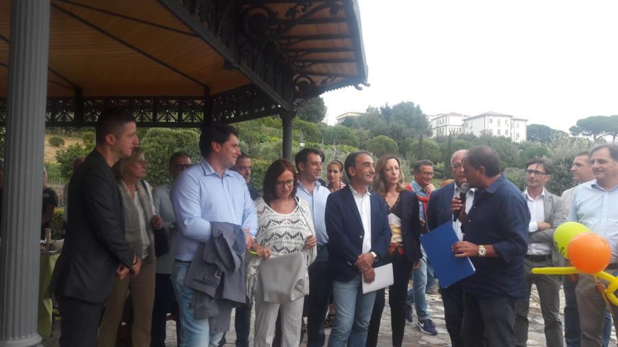 """images Catanzaro, la pioggia non frena l'entusiasmo di """"Settembre al parco 2019"""""""