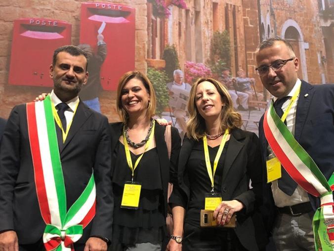 """images Poste, Vono(IV): """"Sosteniamo lo sviluppo del territorio per un'Italia moderna"""""""