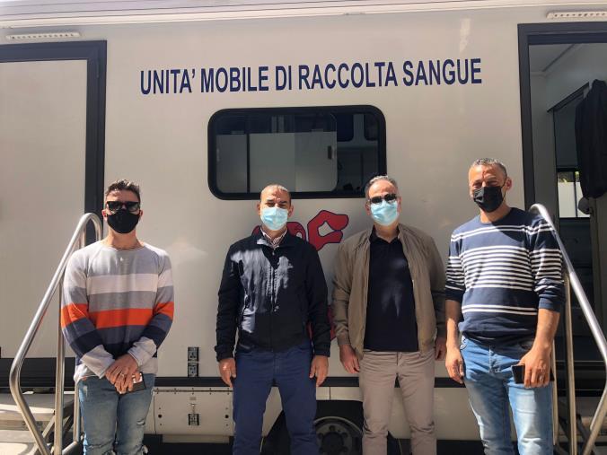 images Il Sim Calabria aderisce all'iniziativa di raccolta sangue nei centri Avis di Catanzaro