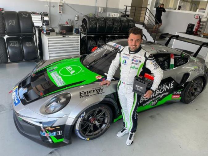 images Montecarlo, Porsche Supercup. Sul circuito del Principato, il driver cosentino Simone Iaquinta ha conquistato il settimo posto