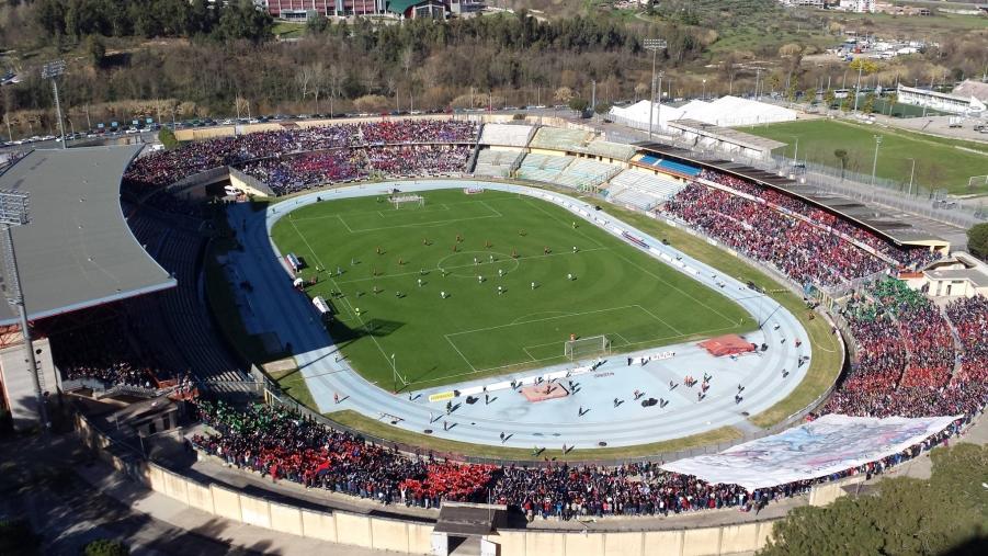 images Coppa Italia, il Cosenza chiede l'inversione di campo col Monopoli