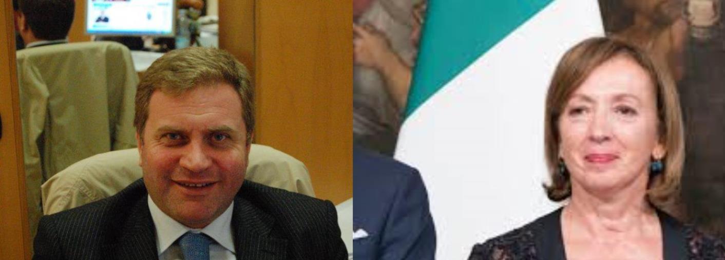 """images Sanità. Graziano e Zampa: """"Il commissario cambi passo per raggiungere gli obiettivi fissati dal governo"""""""