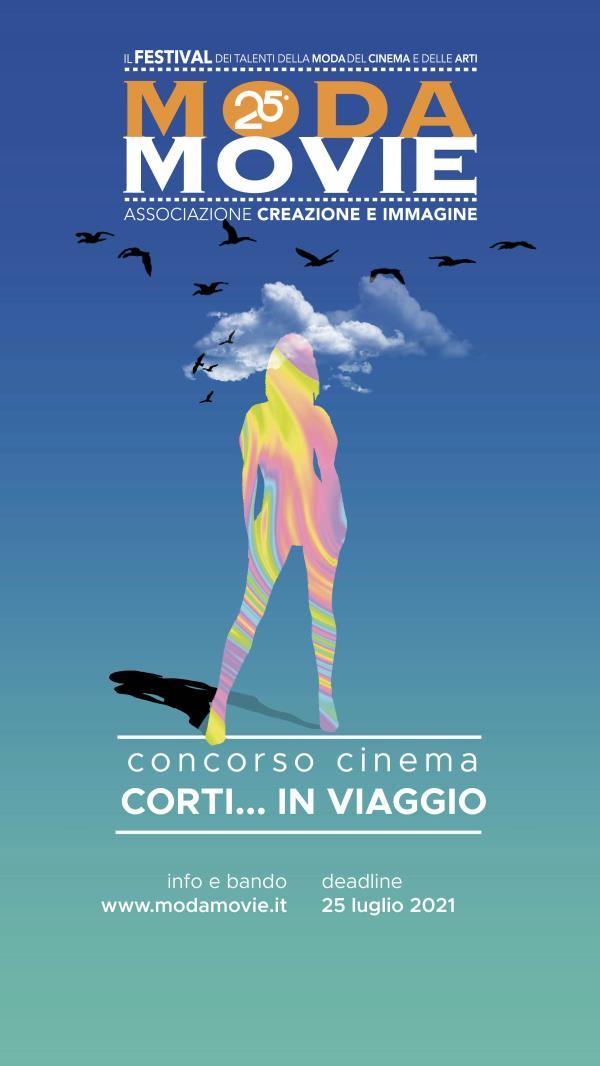 """images Cosenza. Moda Movie 2021, Resi noti i nomi dei finalisti del concorso """"Corti...in viaggio"""""""