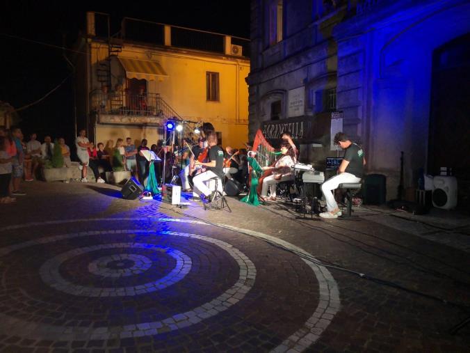images A Tiriolo seconda serataTarantella Power, stasera la Compagnia Aria Corte dal Salento