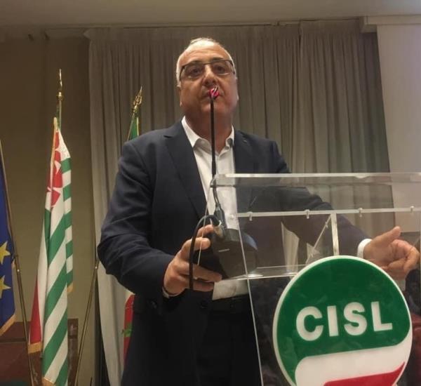 """images Occhiuto presidente. Russo (Cisl Calabria): """"E' tempo di costruire un patto sociale per la Calabria"""""""