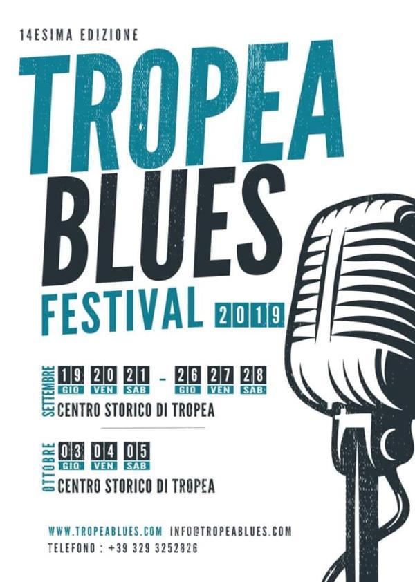 images Il 19 settembre al via la 14° edizione del Tropea blues festival