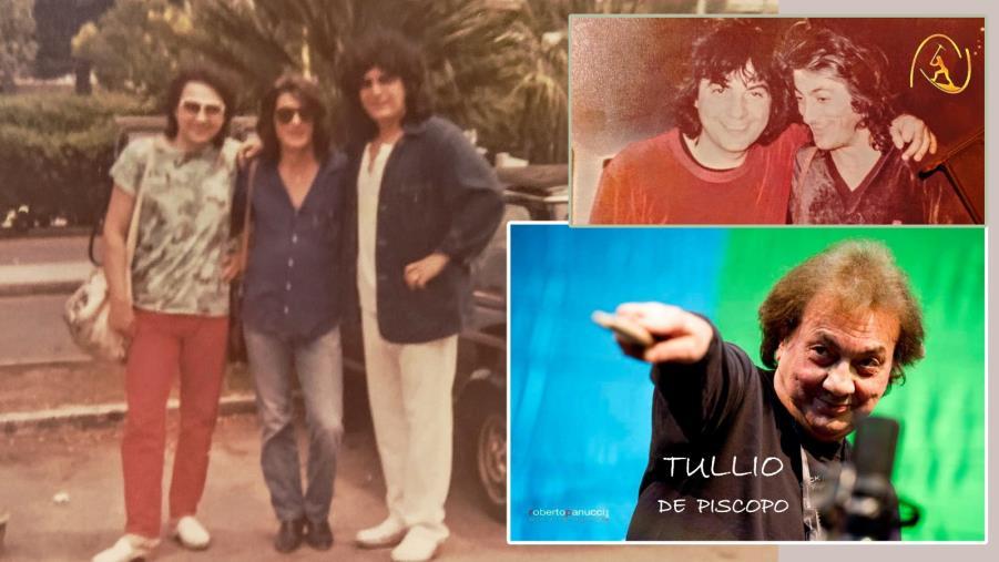 images Tullio De Piscopo domani in diretta su Cz Village nel segno di Mario Gualtieri e Pino Daniele