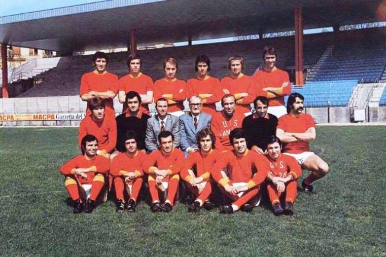 images 27 giugno 1971. 50 anni della prima promozione in Serie A del Catanzaro: la celebrazione