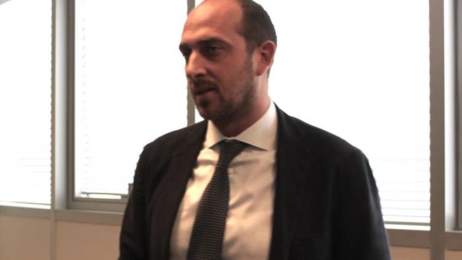 Il commissario capo Ugo Armano è il nuovo capo della Squadra mobile della Questura di Crotone