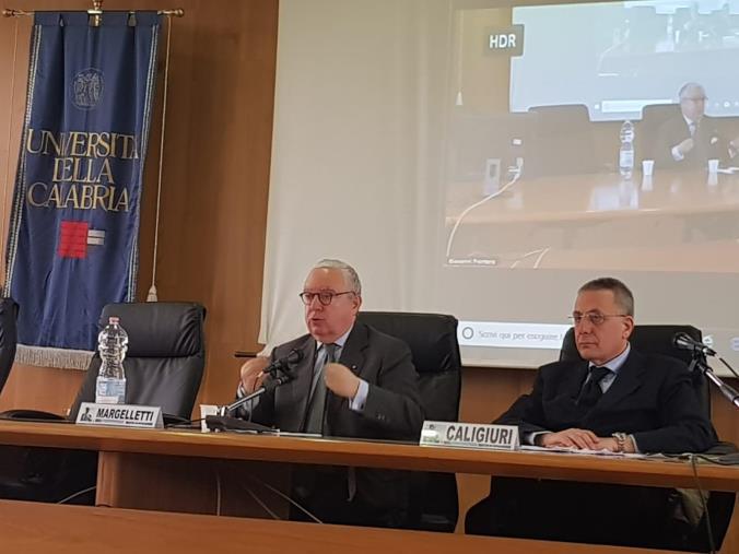 images Stipulata collaborazione tra Unical e il Centro Studi Internazionali di Andrea Margelletti