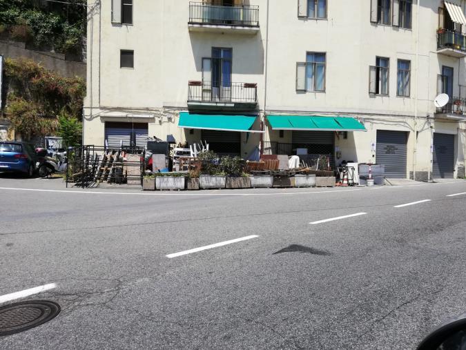 """images Pisano (Officine del sud) : """"C'è  un evidente abuso in Via Italia"""""""