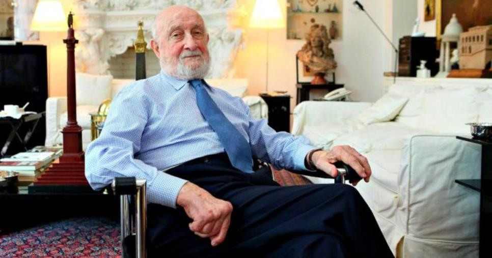 images Coronavirus. Morto a Milano Vittorio Gregotti: progettò l'Università della Calabria