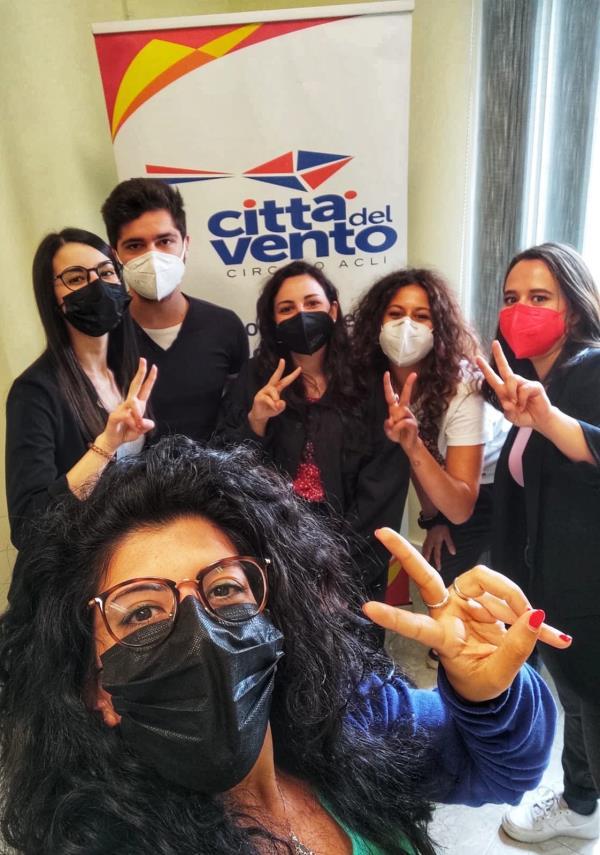 """images Al via il Servizio civile universale: 6 giovani volontari di Catanzaro per 12 mesi presteranno servizio nella sede di """"Città del vento"""""""