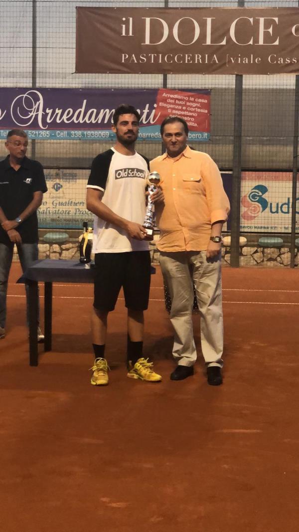 images Il tennis calabrese si fa grande con l'11° memorial Francesco Notaro: i vincitori (FOTO)