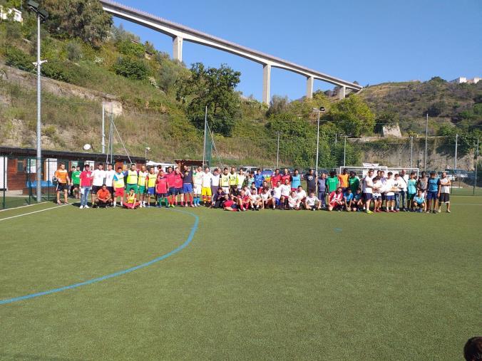 images Con Emergency il calcio si fa solidale: in campo contro il pregiudizio e la discriminazione