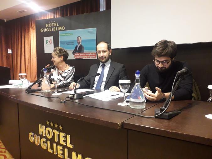 """images Regionali. Fabio Guerriero (Pd): """"Dobbiamo pretendere gli stessi diritti di chi vive al Nord"""""""