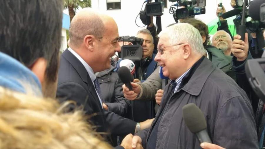 """images Regionali. Zingaretti: """"Occhio alle invasioni"""". Callipo: """"Dal primo febbraio ci sarà il cambiamento"""""""