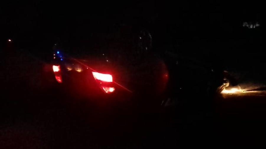 images Rocambolesco incidente stradale tra Girifalco e Borgia. Nessun ferito grave, ma traffico in tilt per oltre un'ora