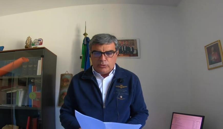 """images Coronavirus. Il sindaco di Vallefiorita si rivolge alla Santelli e al prefetto: """"Chiedo tutela per i nostri pazienti e dipendenti che si trovano alla Domus Aurea"""""""