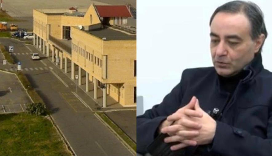 images Giustizia e trasporti. L'avv. Rocca (MF Crotone) segnala lo stato di abbandono dell'aeroporto Sant'Anna