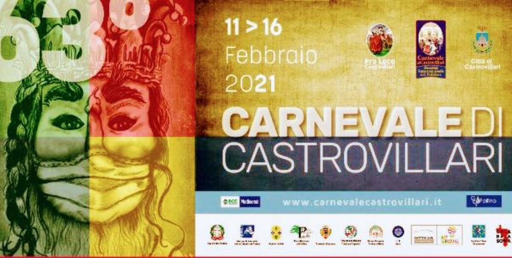 """images Castrovillari, inizia la 63esima edizione del Carnevale. Il sindaco: """"Simbolo della volontà di ripresa"""""""