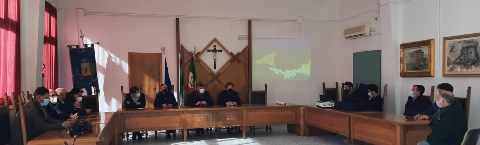 """images Sellia Marina. Presentata la """"Ciclovia della Magna Grecia"""". Il sindaco: """"Opportunità di sviluppo per valorizzare le eccellenze dei territori"""""""