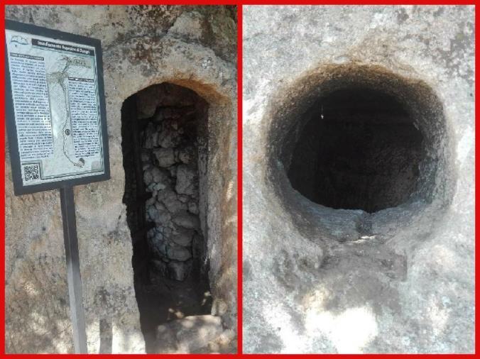 images Alla scoperta della Calabria. Zungri: civiltà rupestri, grotte, monaci e tradizione contadina