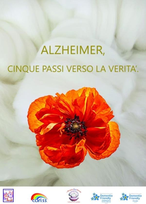 """images Catanzaro. """"Alzheimer, cinque passi verso la verità"""", pagine di vita e di emozioni nel libro nato dal progetto """"Ci vediamo al Caffè"""""""