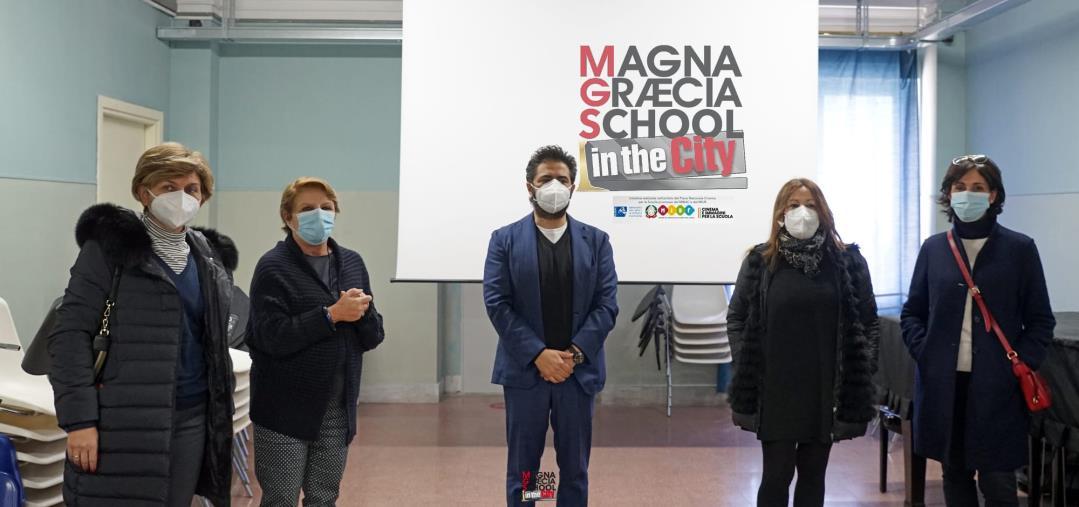 images Catanzaro. Presentata la III edizione del MGFF-School in the City al Liceo classico Galluppi (IL PROGRAMMA)