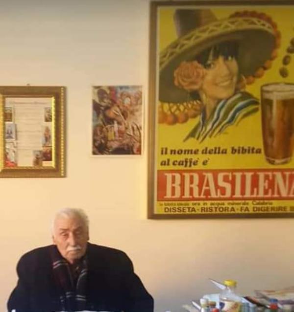 """images Lutto nell'imprenditoria catanzarese. E' morto Salvatore Vittorio Cristofaro, il """"re"""" di Acqua Calabria"""