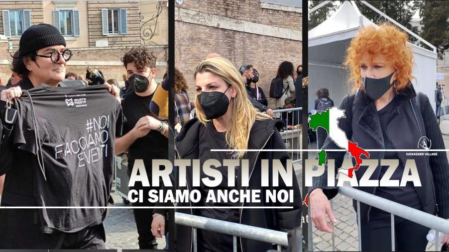 images Cz village supporta i lavoratori dello spettacolo riunitisi ieri a Roma e propone una diretta streaming nazionale