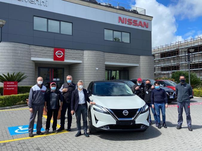 images Classe, sportività, eleganza: in anteprima da Bencivenni Auto la nuova Nissan Qashqai