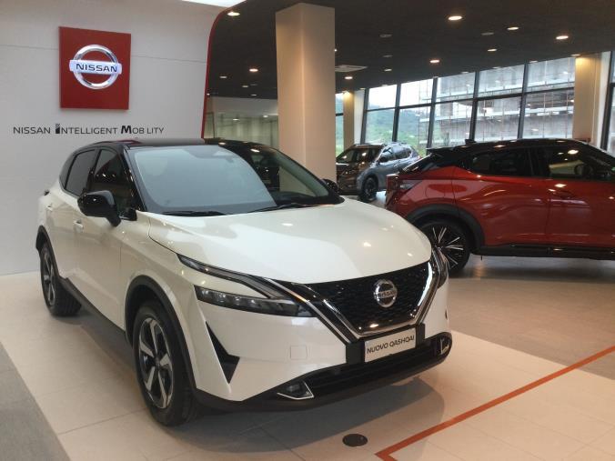 images Prova con mano da Bencivenni Auto la mobilità del futuro con nuovo Nissan Qashqai