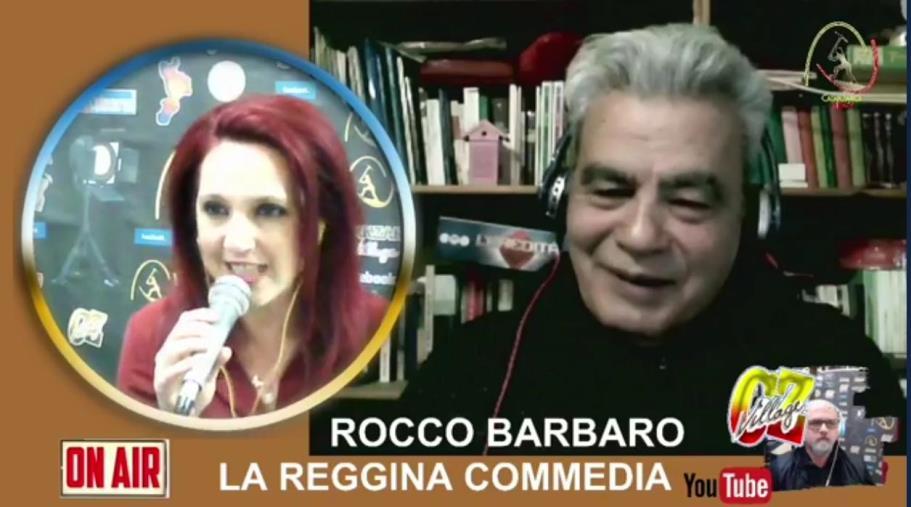 images La comicità di Rocco Barbaro arriva in streaming su Catanzaro Village