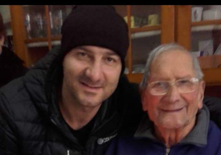 """images Muore a 91 anni il catanzarese Domenico Leuzzi, lo sfogo del nipote sui social: """"Aveva appena fatto il vaccino"""""""