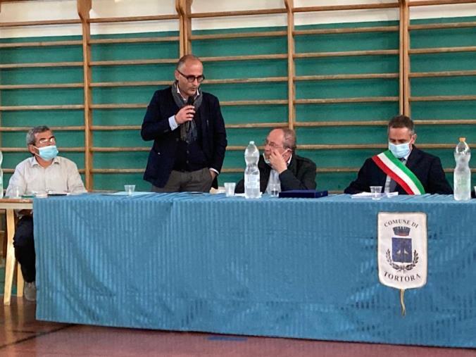 """images Impianto di smaltimento di rifiuti speciali a Tortora. De Caprio: """"La Regione Calabria al fianco di tutto il territorio"""""""