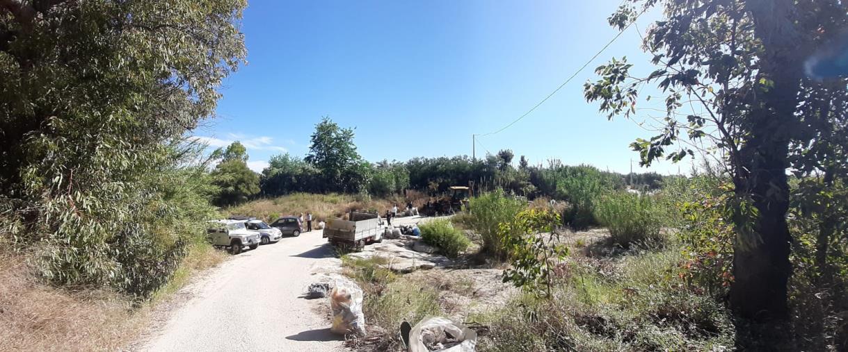 """images Due comunità, un solo obiettivo: Cropani e Sellia Marina insieme per """"La giornata ecologica"""""""