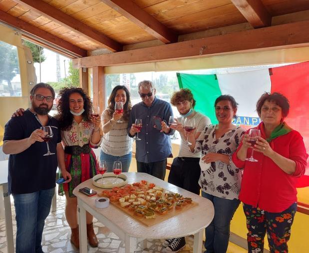 images L'Anpi compie 77 anni: a Cropani un brindisi in diretta per celebrare l'associazione