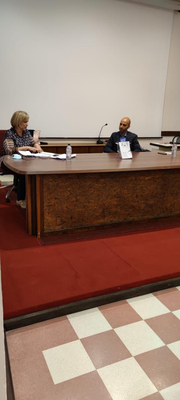 """images Catanzaro. Oggi al Musmi """"Libri & bollicine"""", con la presentazione del libro di Francesco Criniti"""