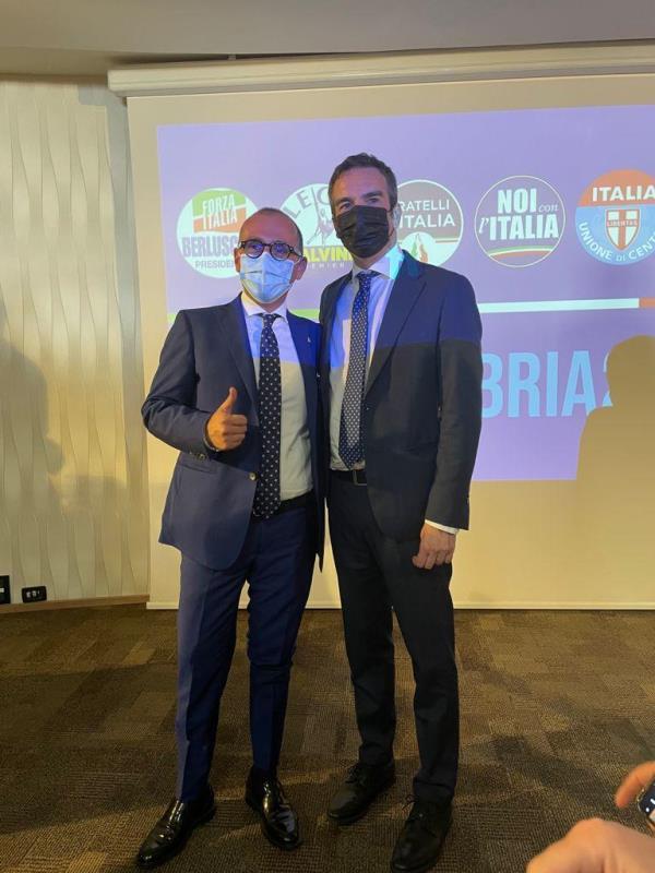 """images Regionali. Candidatura Occhiuto, De Caprio: """"La Calabria c'è e vuole entrare da protagonista nello scenario politico nazionale"""""""