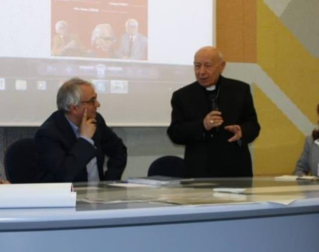 """images Addio a Monsignor Cantisani. Vallone (Anpi): """"Ci lascia un uomo di chiesa, sempre schierato a difesa degli ultimi"""""""