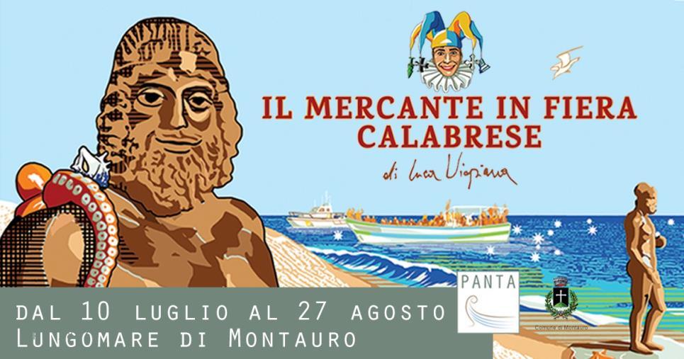 """images Montauro. Da oggi Al """"PANTA"""" festival si scoprono le carte del Mercante in Fiera calabrese di Luca Viapiana"""