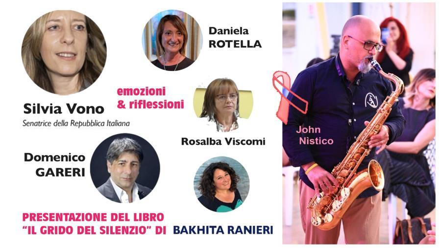 """images Montepaone. Al convegno """"Il grido del silenzio"""", anche la musica degli Exence live per lottare contro la violenza di genere"""