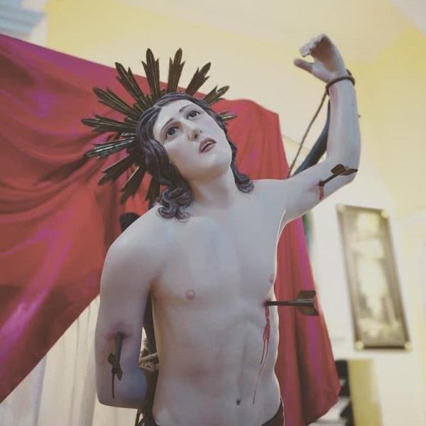 images Simeri: al via la novena in onore di San Sebastiano