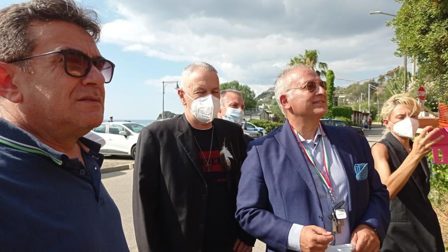 """images Villette di Caminia, il sindaco di Stalettì: """"Restituiamo questo spazio ai cittadini"""""""