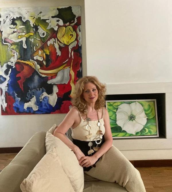 images Arte e rinascita nella personale di Rossella D'Aula, dal 7 agosto al Castello Ducale di Corigliano-Rossano