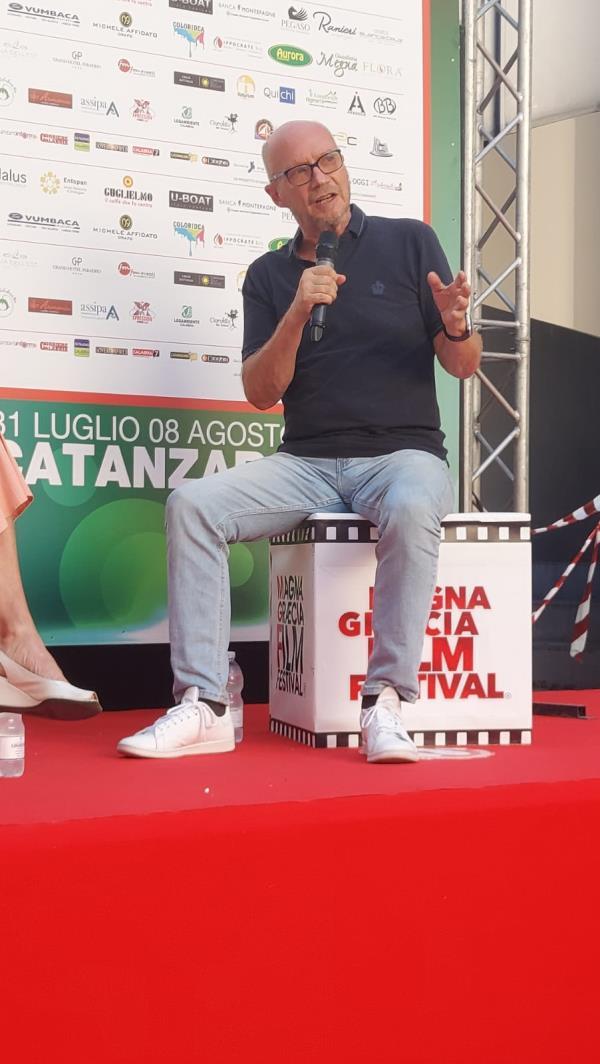"""images MGFF. Masterclass da premio Oscar con il regista Paul Haggis: """"Mi piacerebbe tornare a fare un film in Italia"""""""