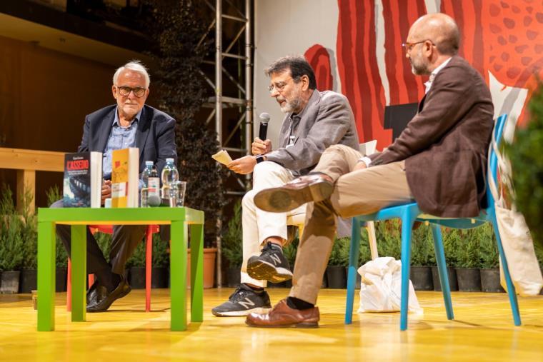 images Trame festival a Lamezia Terme. 'Ndrangheta e anti 'ndrangheta: confronto tra Danilo Chirico ed Enzo Ciconte